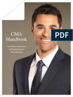 CMA Handbook 2014