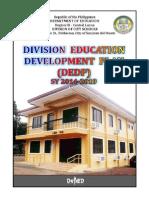 DEDP 2015-2019