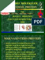Sintesis Protein Lengkap 311008