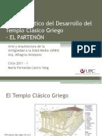 Analisis del Partenon