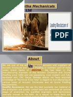 Ddstha Mechanicals.pptx