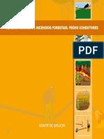 Defensa contra os incendios forestais-Peóns condutores