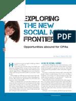 Exploring the Social Media Frontier
