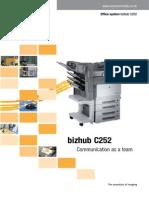 Manual utilizare BHC252