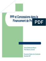 PPP Et Concession