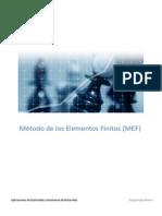 AERM. Metodo de Los Elementos Finitos. 2009-2010