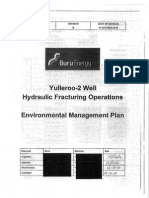 Yulleroo-2 Hydraulic Fracturing Environmental Management Plan