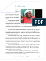 Case Study - A Small Business Borrower in Ethiopia