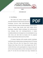 Laporan Kerja Praktek di PT Artamulia TataPratama
