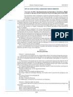 Plan General de Pesca de Aragón para el año 2015