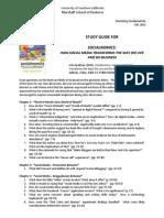 Study Guide Socialnomics