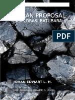 Proposal Eksplorasi Batubara Di Cekungan Kutai Balikpapan Kalimantan Timur