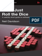 Don't Just Roll the Dice