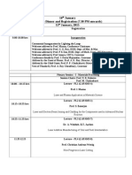 Tentative Program 7-01-2014 Mod Jdm
