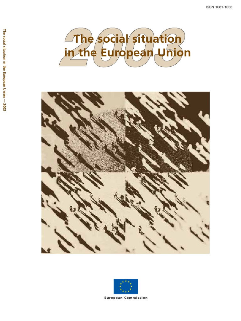 The Social Situation In The European Union 2003 Economic