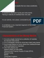 Ch 4 Money Market [Bharti Pathak]