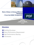 ECBC-Role of Glass in Energy Efficient Buildings