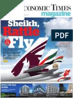 ETM on Indian Aviation