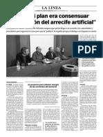 150128 La Verdad- John Cortés- 'Mi Plan Era Consensuar La Colocación Del Arrecife Artificial' p.2