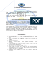 Manual Basico Tratamento Quimico
