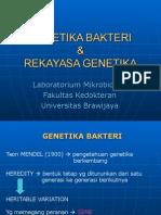 GENETIKA BAKTERI & REKAYASA GENETIKA.ppt
