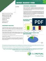 Ut Mmf Bond Fact Sheet