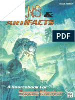 ICE 9003 - Spacemaster - Aliens and Artifacts