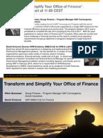 Simple Finance Zurich Insurance POC Case Study