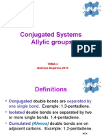 TEMA 4. Conjugated Dienes and Allylic Groups