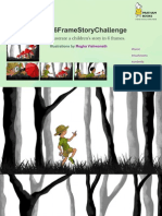 Megha Vishwanath's Illustrations Illustrations for the #6FrameStoryChallenge - 1