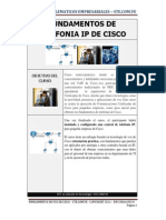 STE.com.VE Fundamentos de Telefonia IP en Cisco