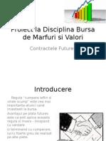 Proiect La Disciplina Bursa de Marfuri Si Valori