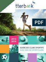 Guide Sports Etterbeek 2013