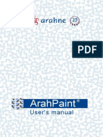 Apaint User's manual