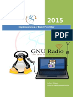 Band-Pass Filter on GNU Radio