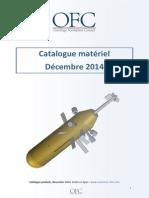 Catalogue Outillage pour serrurier