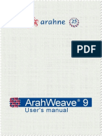 ArahWeave® User's Manual