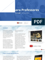 Guiapara Professores Google for Education