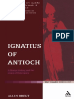 Brent, Allen.-Ignatius of Antioch_ A Martyr Bishop and the Origin of Episcopacy-Bloomsbury Academic (2009).pdf