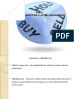 CURS 2 Cadrul Conceptual Al Pietelor Financiare