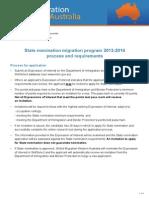 Skilled Migration Criteria 2013-2014 (4)