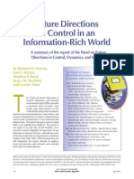 Future Directions in Control