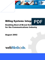 Integration Approaches to Billing Systems