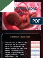 Inmunizacion Rh