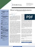 Philippine IT Law Journal 1-1
