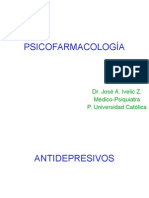 Psicofarmacologia e Interacciones Medicamentosas
