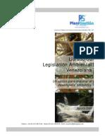 Listado de Legislacion Ambiental Agosto 09