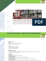 Guia Practica para la Redacción de Informe IEE