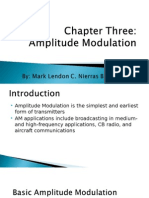 Chapter III Amplitude Modulation.ppt