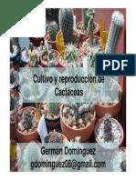 Reproducción y Cultivo de Cactáceas